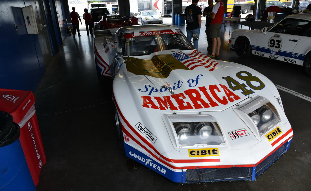 Corvette 'Spirit of America'