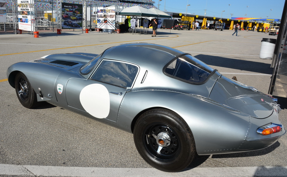 Jaguar Lightweight E-Type Low Drag Coupe