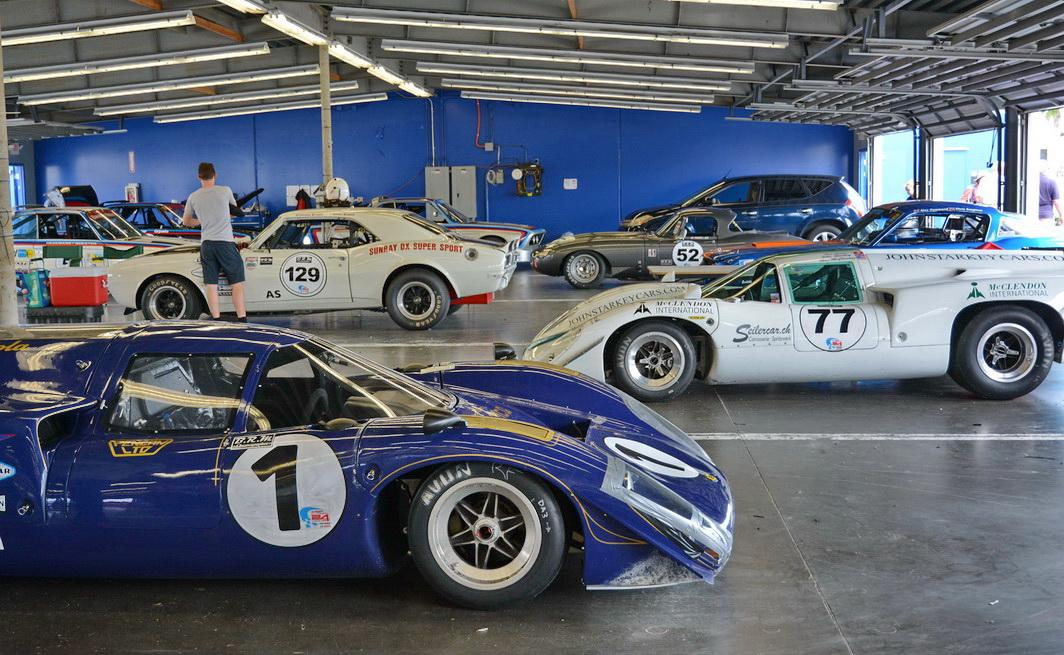 Daytona Classic 24 – Sunday